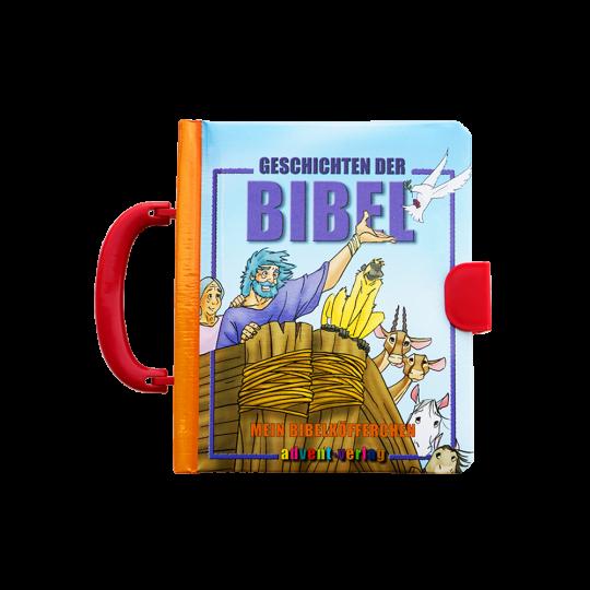 Mein Bibelköfferchen, Geschichten der Bibel