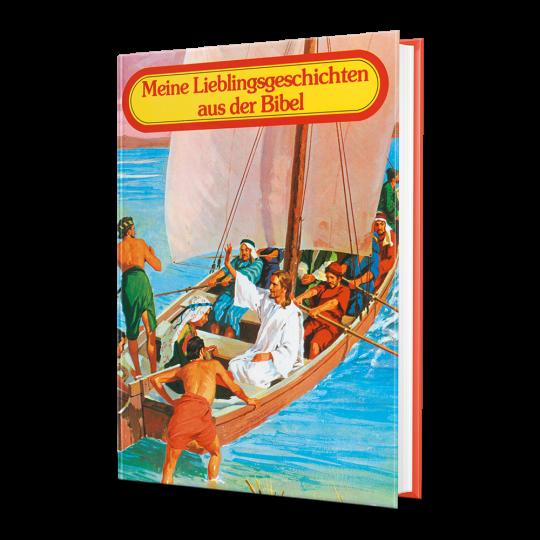 Meine Lieblingsgeschichten aus der Bibel, Band 2