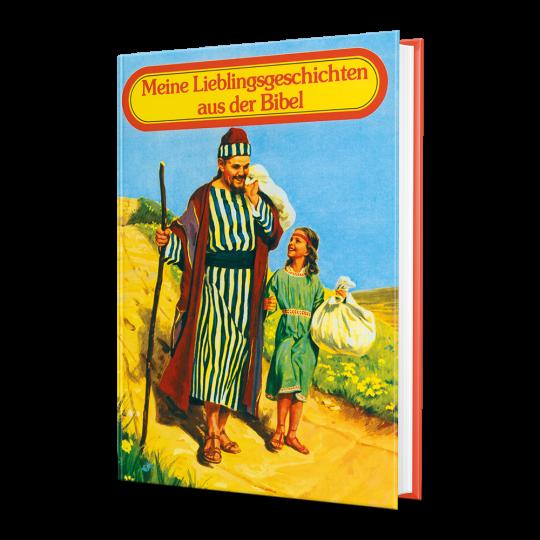 Meine Lieblingsgeschichten aus der Bibel, Band 4