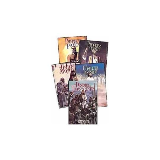 El conflicto de los siglos, Bände 1-5