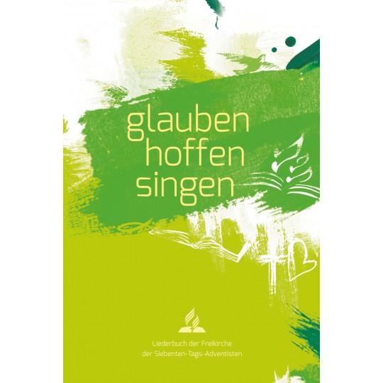 glauben-hoffen-singen, Softcover grün