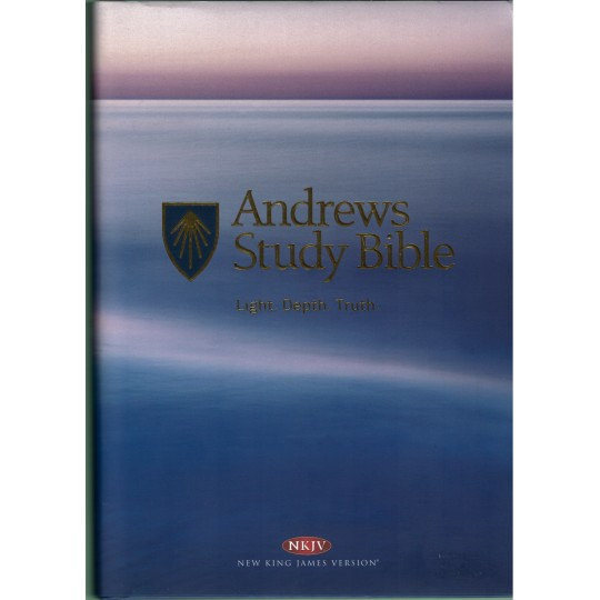 Andrews Study Bible, New King James Version