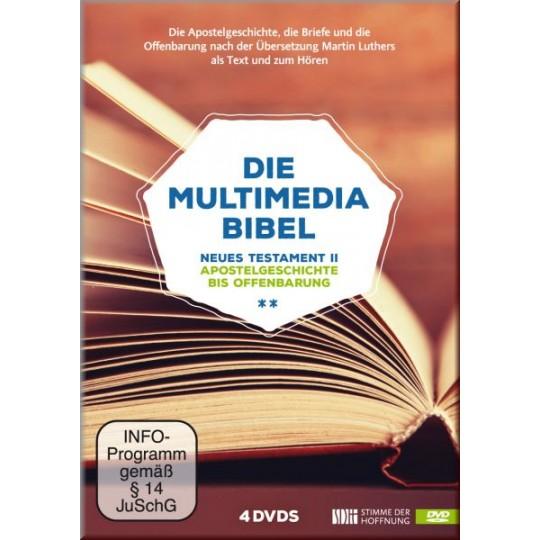 Die Multimedia Bibel NT II