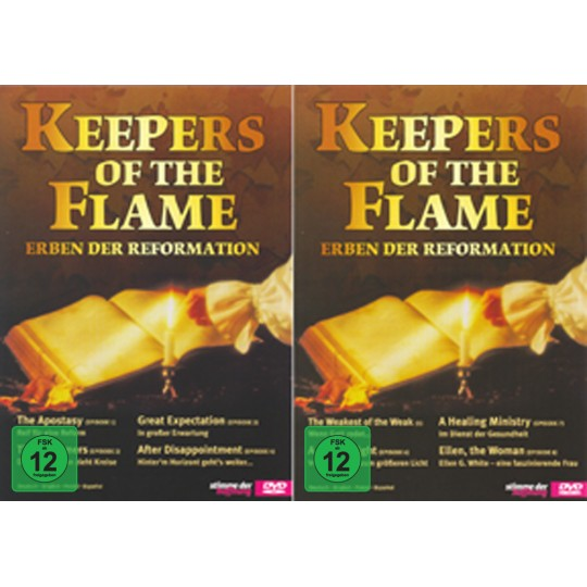 Keepers of the Flame/Erben der Reformation