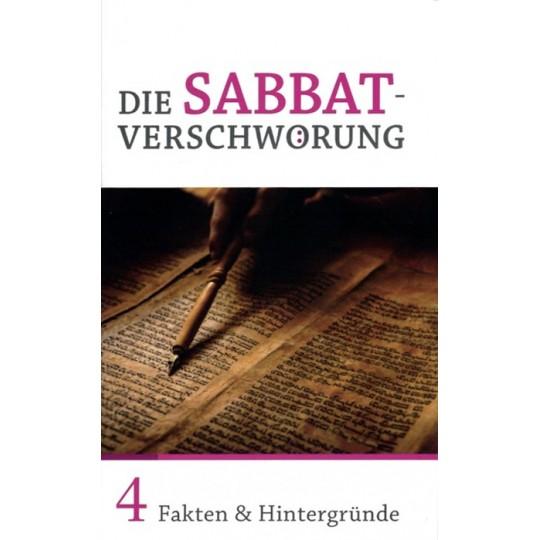 Minibuch 4: Die Sabbat-Verschwörung