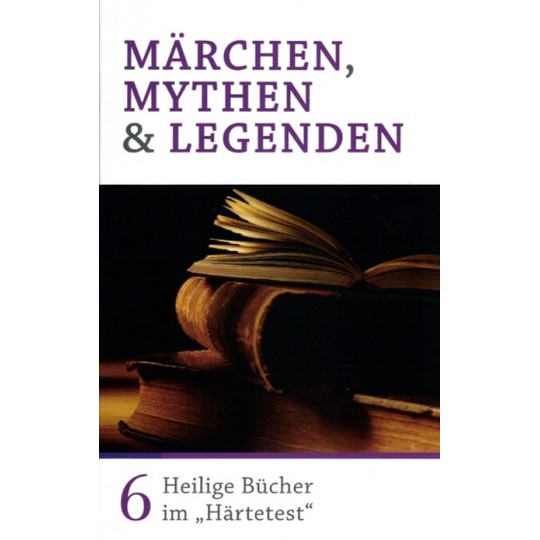 Minibuch 6: Märchen, Mythen & Legenden