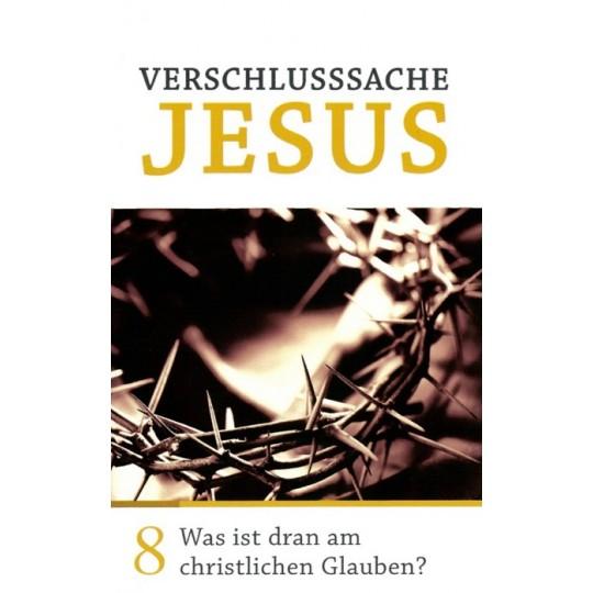 Minibuch 8: Verschlusssache Jesus