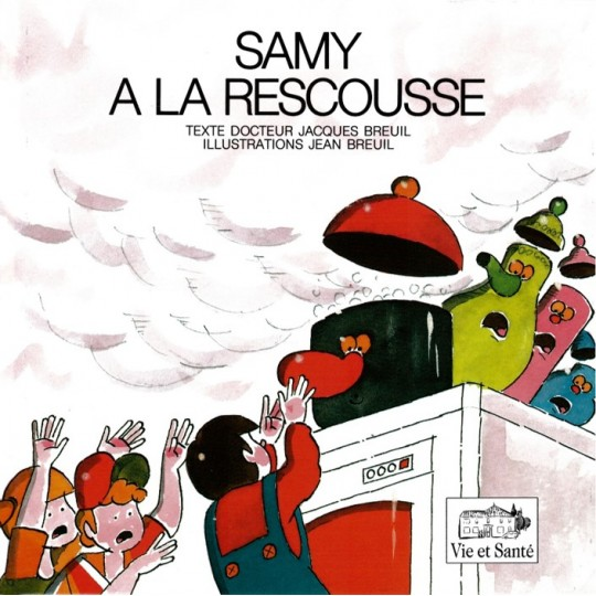 Samy 9: A la rescousse