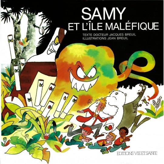Samy 2: L'île maléfique