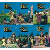 Las Bellas Historias de la Biblia, Band 1-6, AT