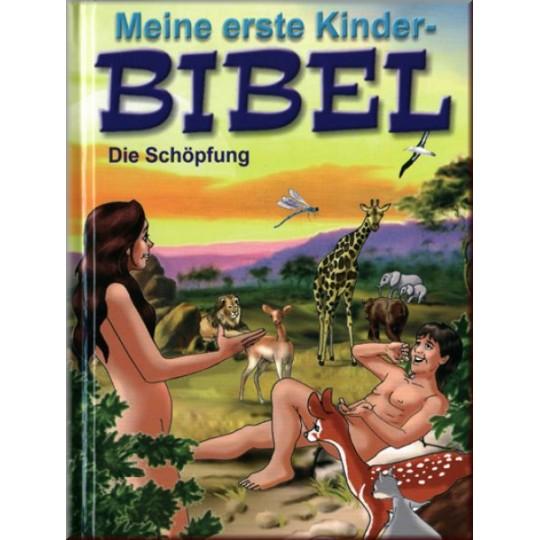 Meine erste Kinder-Bibel