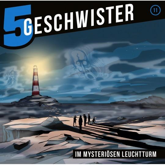 5 Geschwister im mysteriösen Leuchtturm, Folge 11