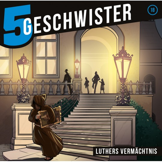 Fünf Geschwister - Luthers Vermächtnis, Folge 18