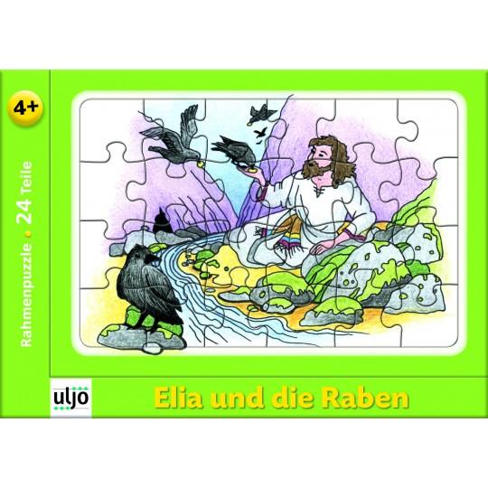 Puzzle Elia und die Raben