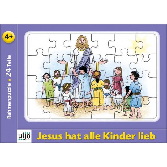 Jesus hat alle Kinder lieb