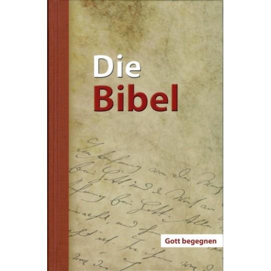 Die Bibel. Luther 2009. Gott begegnen