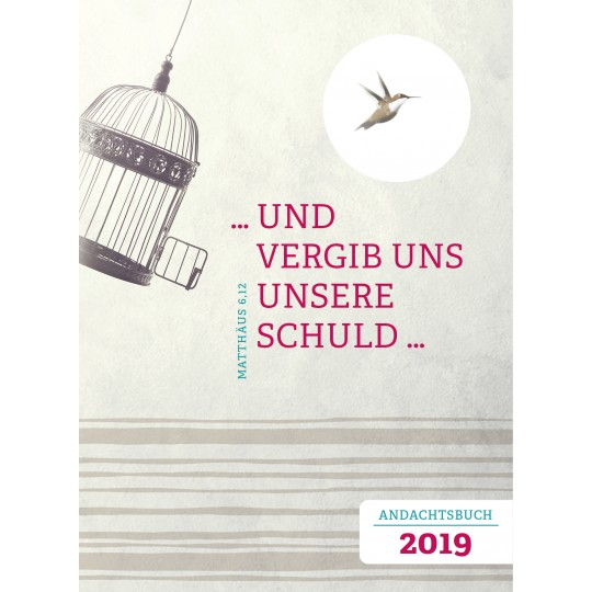 Andachtsbuch 2019