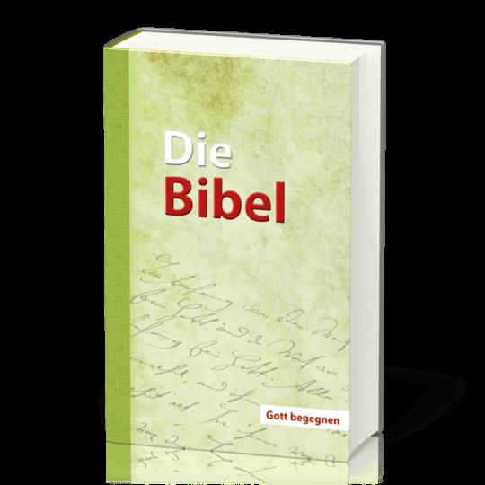 Die Bibel. Luther 2009. Gott begegnen.