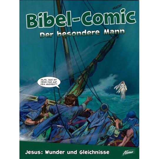 Bibel-Comic: Der besondere Mann