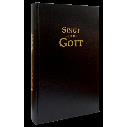 Singt unserm Gott, Standardausgabe