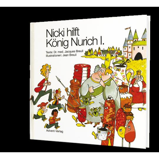 Nickis Abenteuer, Band 3