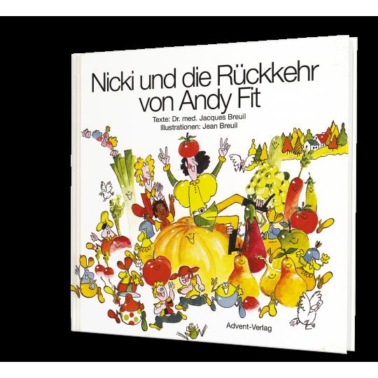 Nickis Abenteuer, Band 4