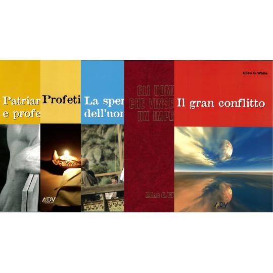 Il gran conflitto, Bände 1-5