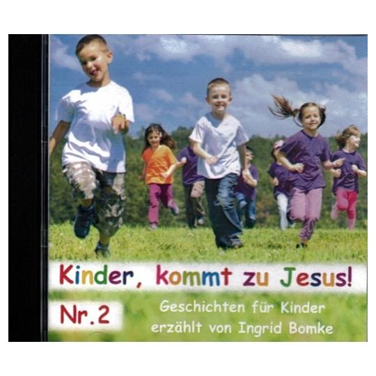 Kinder, kommt zu Jesus! Nr. 2