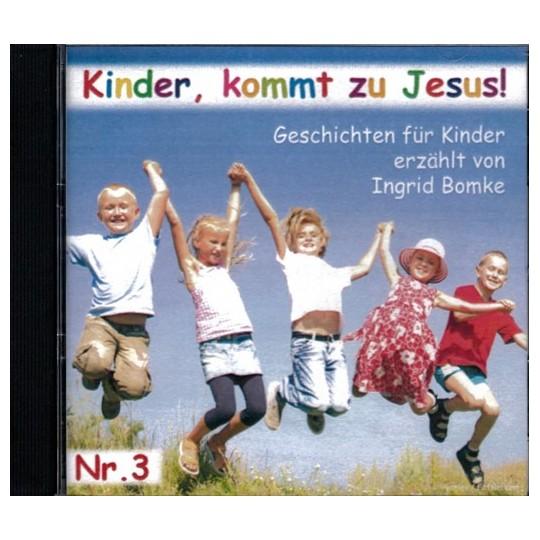 Kinder, kommt zu Jesus! Nr. 3