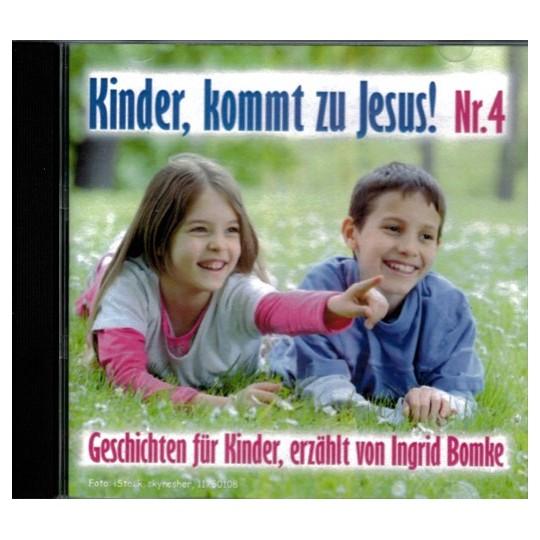 Kinder, kommt zu Jesus! Nr. 4