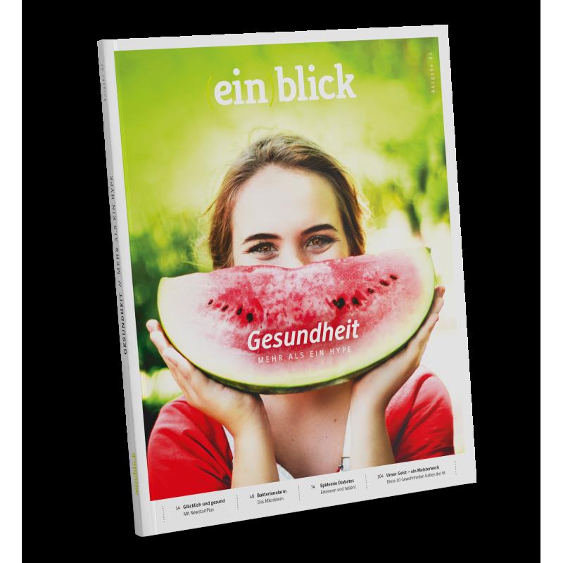 (ein)blick, Ausgabe 2