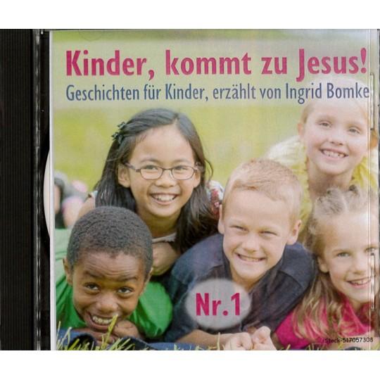 Kinder, kommt zu Jesus! Nr. 1