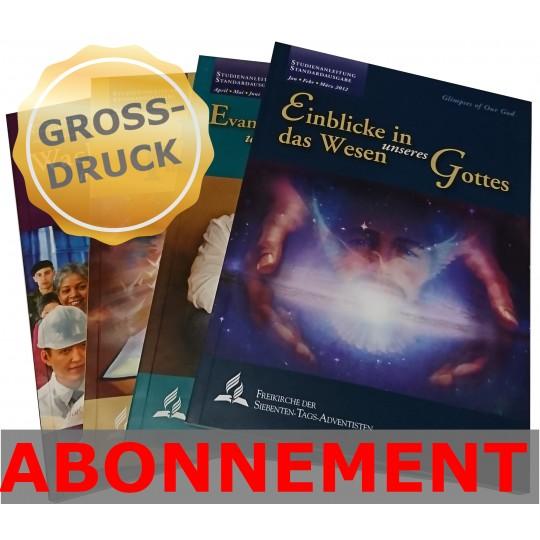 Studienheft zur Bibel (gr. LW), Abo 2020