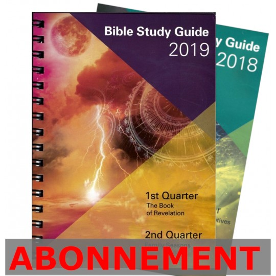 Studienheft zur Bibel (LEE), Abo 2020