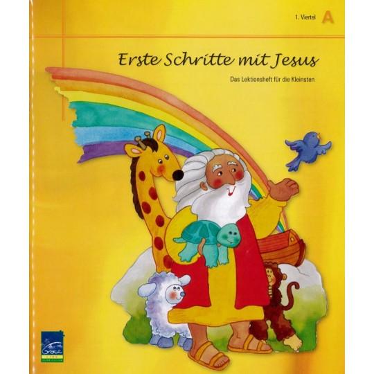 """Studienheft """"Erste Schritte mit Jesus"""", Zyklus A, 1. Viertel, Teilnehmer"""