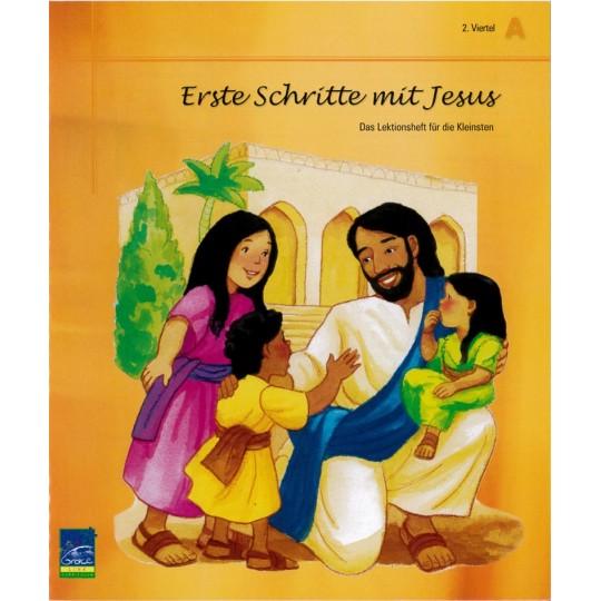 """Neu Studienheft """"Erste Schritte mit Jesus"""", Zyklus A, 2. Viertel, Teilnehmer"""