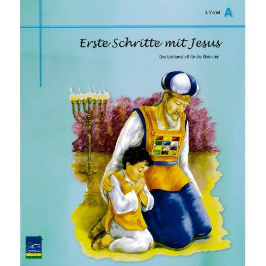 """Studienheft """"Erste Schritte mit Jesus"""", Zyklus A, 3. Viertel, Teilnehmer"""