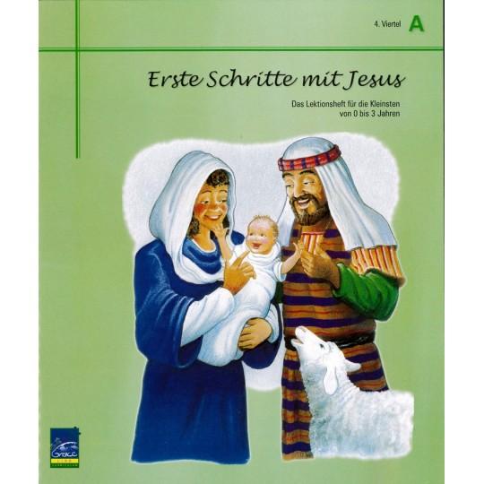 """Studienheft """"Erste Schritte mit Jesus"""", Zyklus A, 4. Viertel, Teilnehmer"""