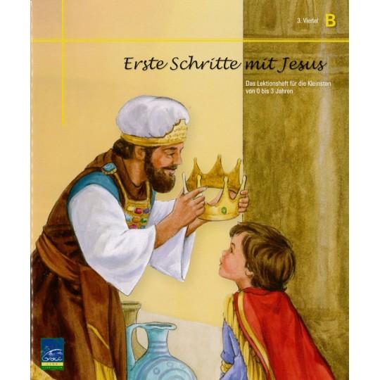 """Studienheft """"Erste Schritte mit Jesus"""", Zyklus B, 3. Viertel, Teilnehmer"""