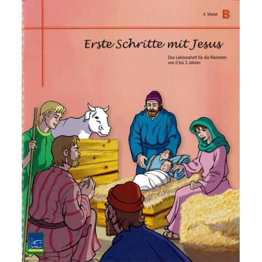 """Studienheft """"Erste Schritte mit Jesus"""", Zyklus B, 4. Viertel, Teilnehmer"""