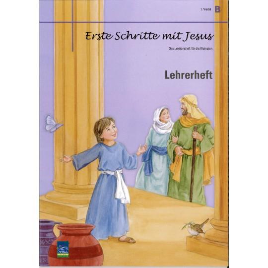 """Studienheft """"Erste Schritte mit Jesus"""", Zyklus B, 1. Viertel, Lehrer"""