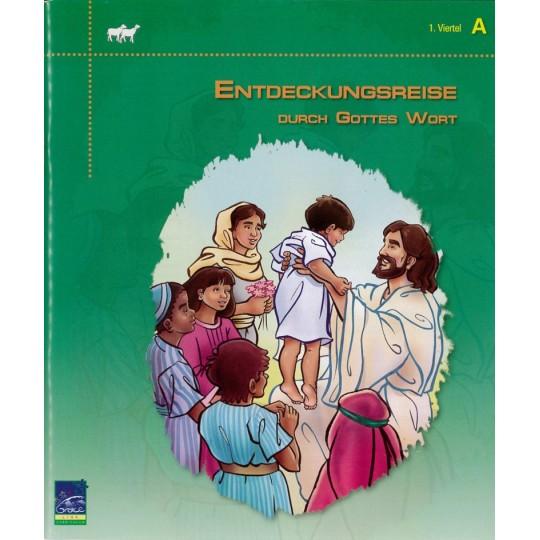 """Studienheft """"Entdeckungsreise durch Gottes Wort"""", Zyklus A, 1. Viertel, Teilnehmer"""