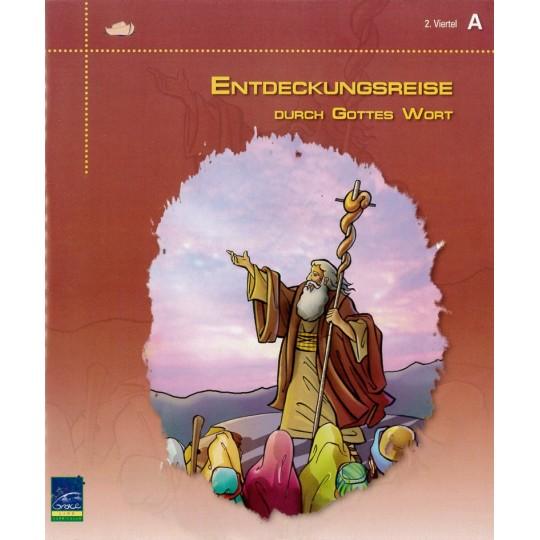 """Studienheft """"Entdeckungsreise durch Gottes Wort"""", Zyklus A, 2. Viertel, Teilnehmer"""