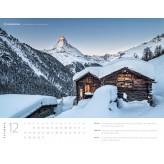 Schweizer Bildkalender 2020