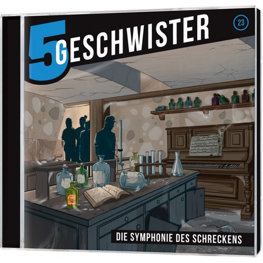 5 Geschwister - Die Symphonie des Schreckens, Folge 23