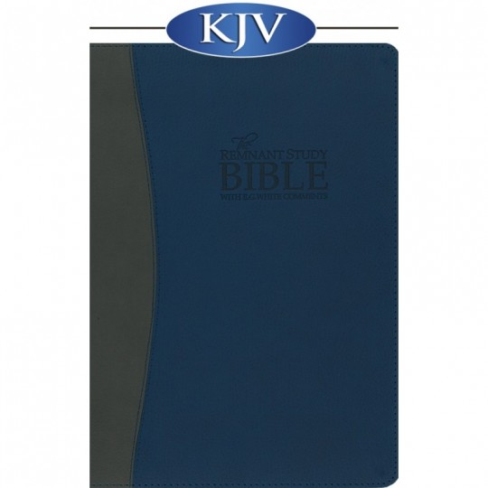 The Remnant Study Bible with E. G. White Comments, King James Version