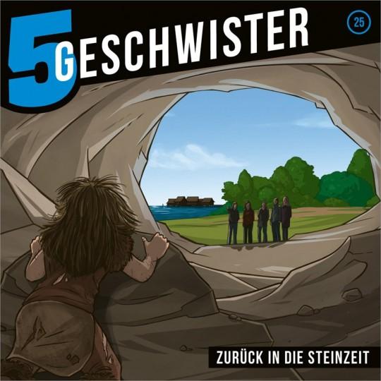 5 Geschwister - Zurück in die Steinzeit, Folge 25