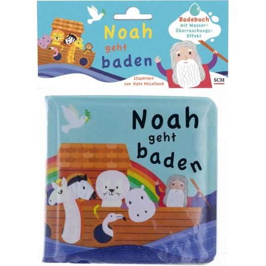 Noah geht baden