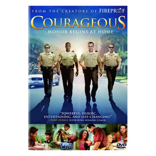 Courageous, Ein mutiger Weg (1 DVD)
