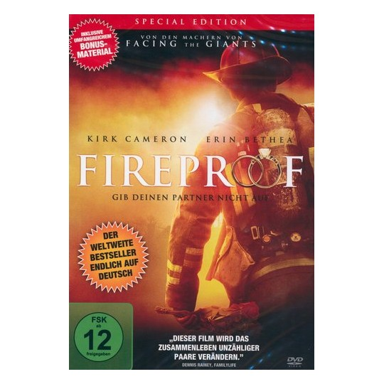Fireproof (1 DVD)